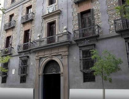Edificio Residencial alto Standing, General Oraá, Madrid